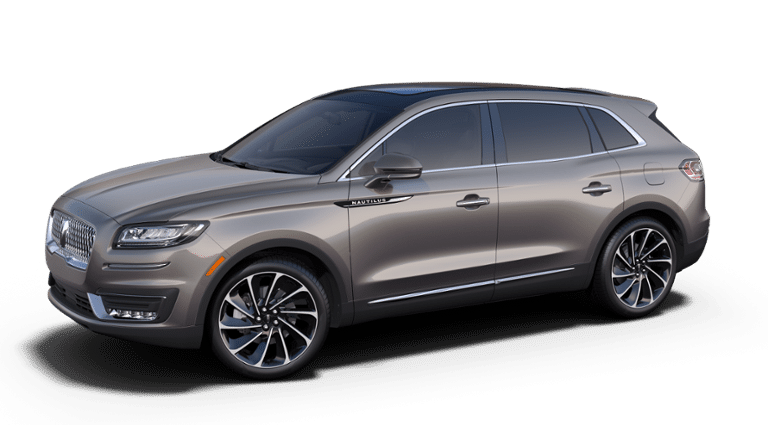 new 2019 Lincoln Nautilus Reserve SUV for sale in bedford in